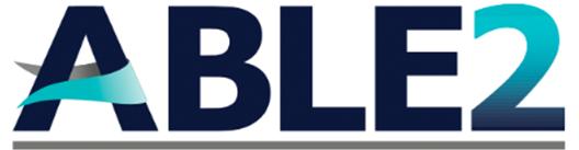 ABLE2 logo